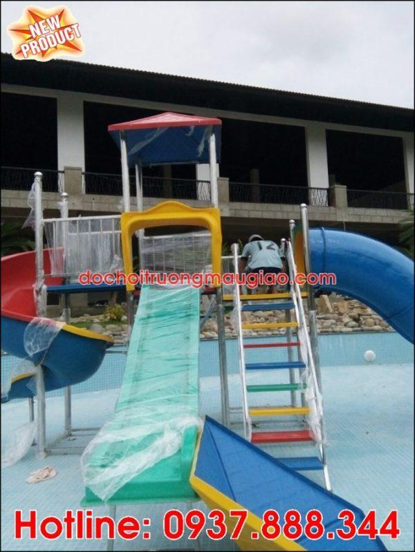 Đồ chơi cầu trượt dành cho hồ bơi tại HCM
