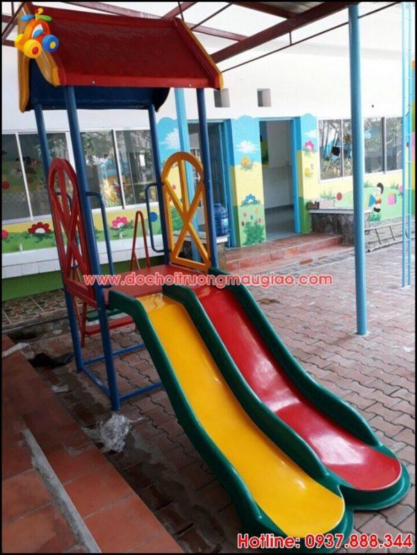 Cầu trượt Vân Anh - Cầu trượt an toàn dành cho trẻ tại HCM