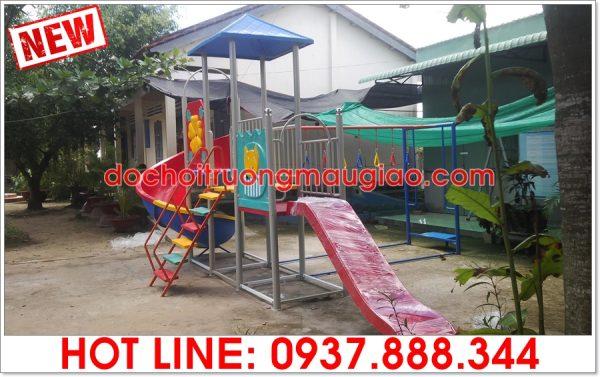 Bộ Cầu tuột đa năng đẹp giá rẻ sản xuất bởi cty Vân Anh