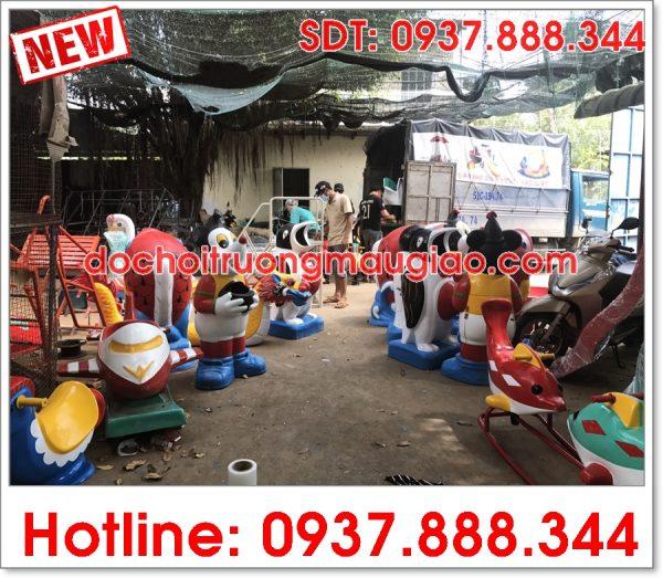 Xưởng sản xuất đồ chơi mầm non uy tín và chất lượng tại TpHCM