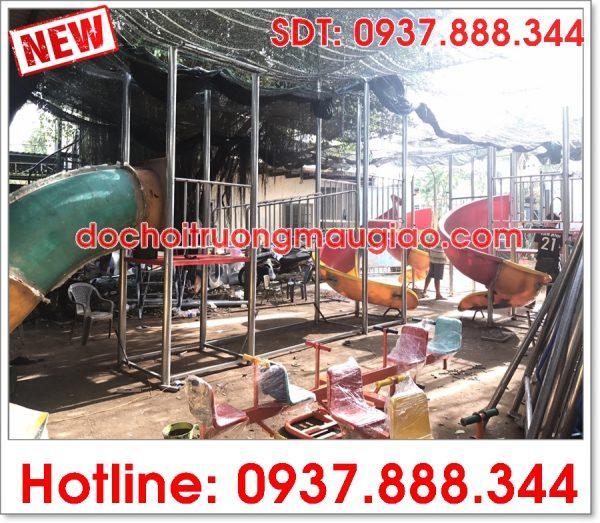 Cơ sở sản xuất đồ chơi mầm non ở TpHCM - Cty Vân Anh