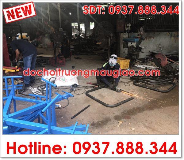 Xưởng sản xuất của Cty Vân Anh