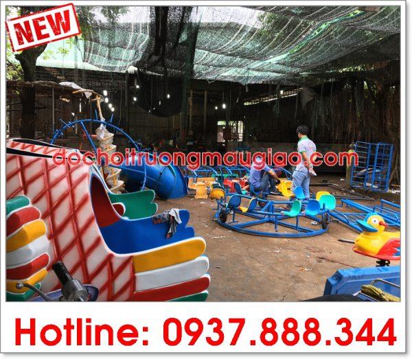 Những món đồ chơi được sản xuất tại công ty Vân Anh HCM