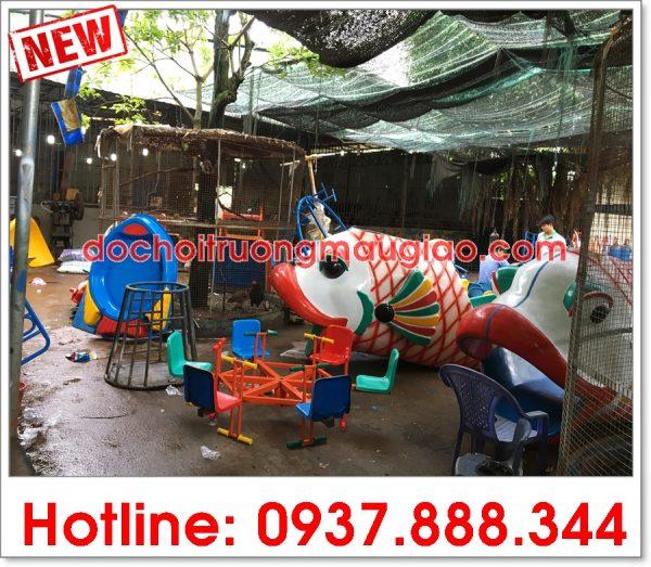 Hình ảnh những món đồ chơi được sản xuất tại xưởng đồ chơi mầm non Vân Anh