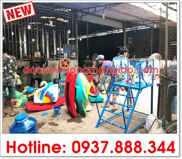 Xưởng sản xuất đồ chơi mầm non Vân Anh tại củ chi thành phố HCM