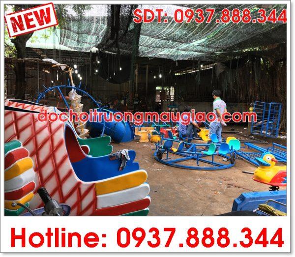 Công ty sản xuất đồ chơi trường mẫu giáo tại Sài Gòn