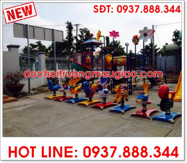 Những món đồ chơi trường mẫu giáo đẹp và chất lượng dành cho trường mẫu giáo được sản xuất bởi cty Vân Anh