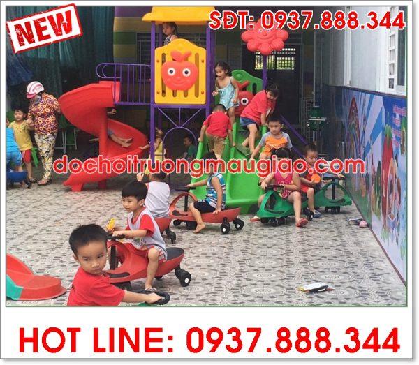 Cty Vân Anh: Chuyên sản xuất đồ chơi cho trường mẫu giáo