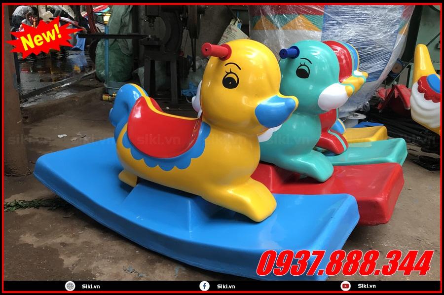 Sự tiện ích khi mua ghế bập bênh tại xưởng đồ chơi trẻ em Vân Anh