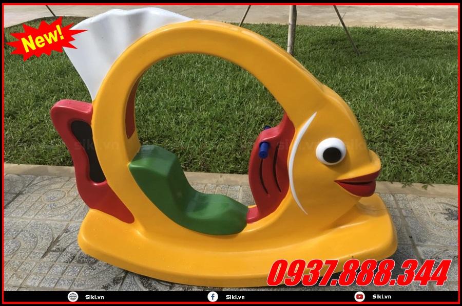 Các lợi ích khi mua ghế bập bênh tại công ty đồ chơi cho bé Vân Anh