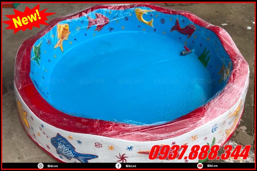 Bồn cát mầm non sử dụng tại nhà và trường học cho các bé