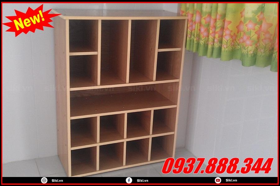 Kệ tủ bàn học gỗ dành cho bé tại Vân Anh