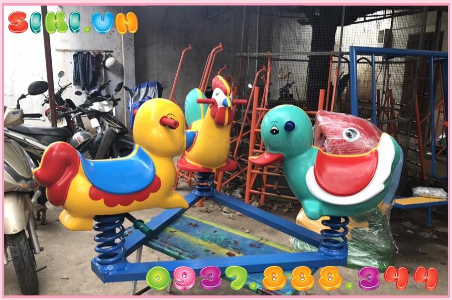 Sự tiện ích của thú nhún lò xo tại xưởng đồ chơi Vân Anh